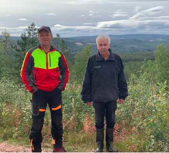 Ole Flermoen og John Egil Bekkevold, sak om Statskog i Trysil
